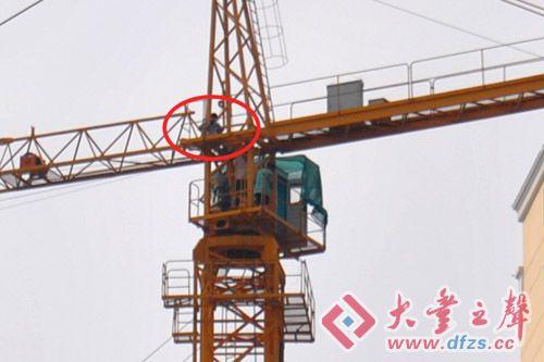 塔吊报警电路图
