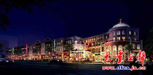 即将亮相的威尼斯人海鲜美食街将为大丰港增添又一道亮丽风景,让游客