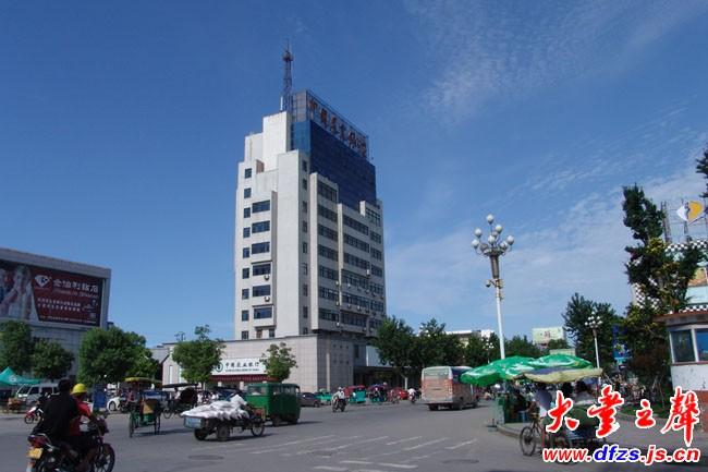 周边风光:射阳县城印象(街道)